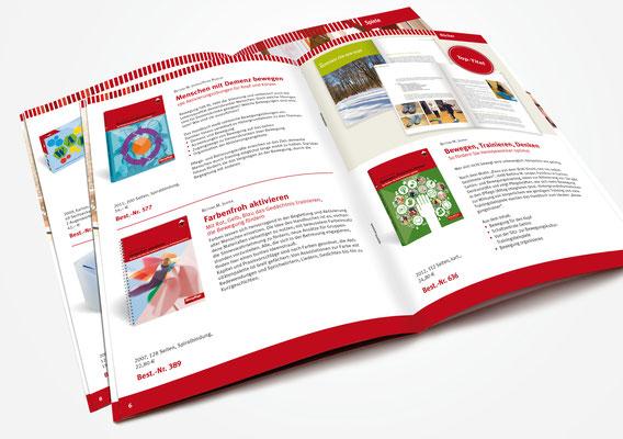 Kunde Vincentz Network – Broschüren und Prospekte