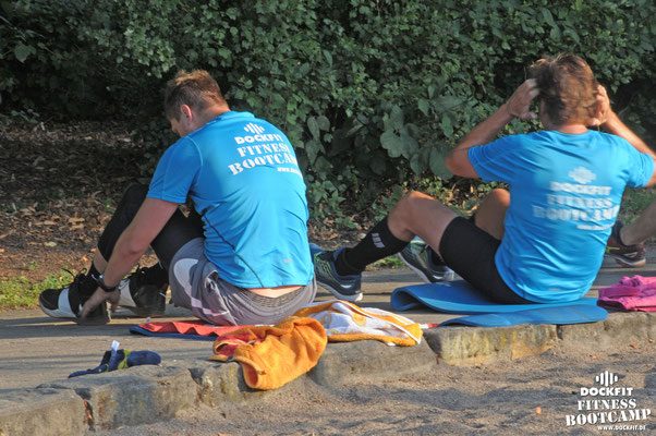 Bootcamp Hamburg Dockfit Outdoor Training Altona