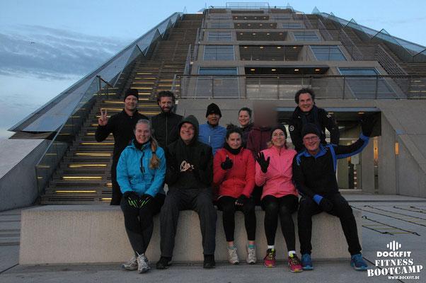 Bootcamp Hamburg Dockfit Outdoor Training Altona Team Dockland