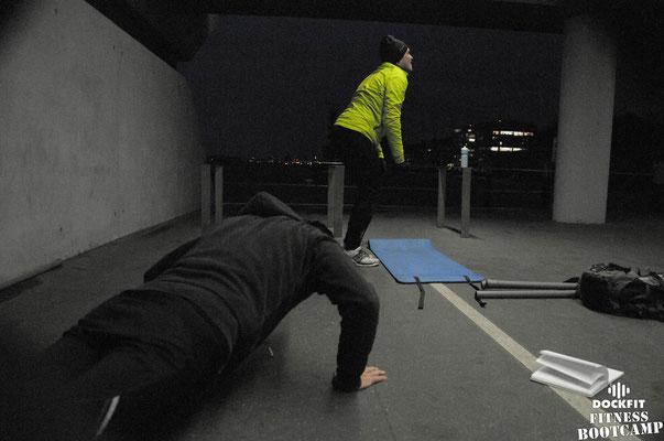 dockfit early birds fitness bootcamp altona
