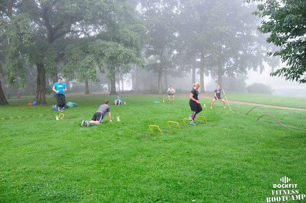 Dockfit Fitness Bootcamp