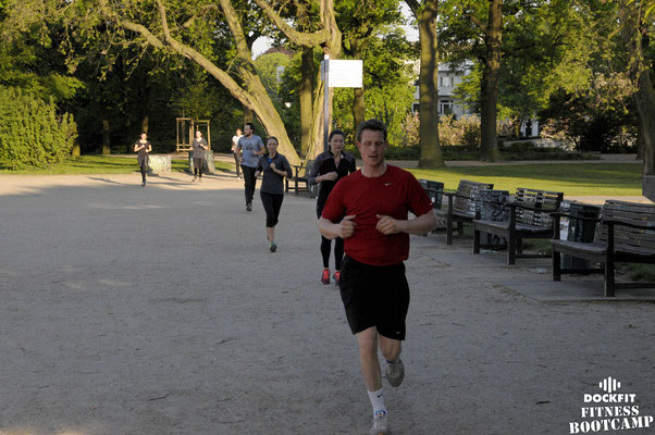 dockfit altona fitness bootcamp hamburg training sonne
