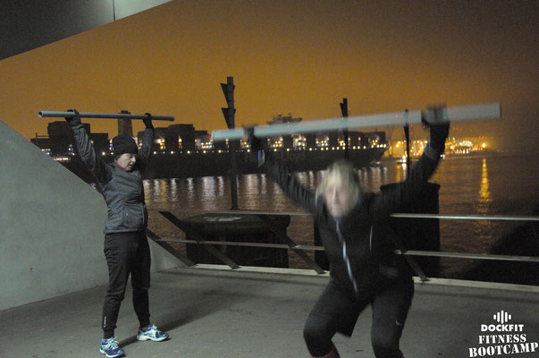 dockfit altona fitness bootcamp hamburg training early birds