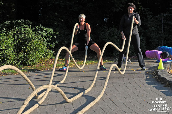 Bootcamp Hamburg Dockfit Outdoor Training Altona
