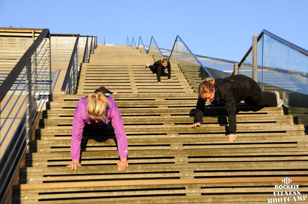 Dockfit Fitness Boot Camp Hamburg Altona