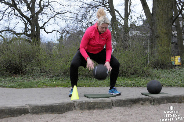 dockfit altona fitness bootcamp hamburg training doppelte Runden