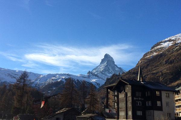 Majestätisch: Das Matterhorn