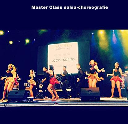 Salsa kurse & salsa choreographie & Salsa Shows