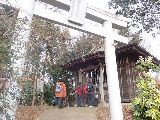 天御中主(あめのみなかぬし)神社