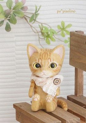 リクエスト*テディ 茶トラ猫ちゃん
