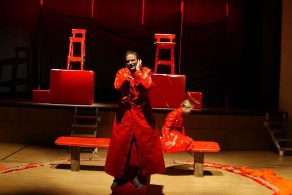 Patrick Gabriel  Schauspieler / Actor  -  Macbeth (Shakespeare) - Hauptrolle: Macbeth 2010