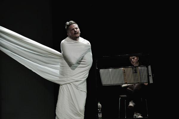 Patrick Gabriel Schauspieler / Actor  -  Grauzone - Tickets ins Nichts 2018