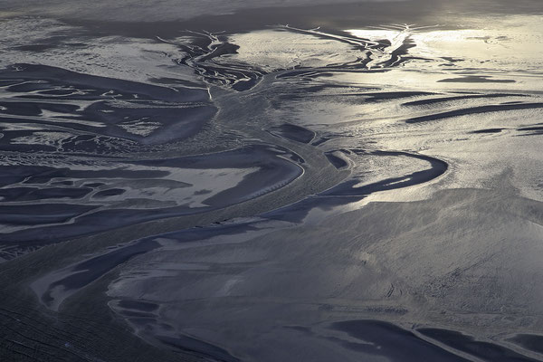 Wattenmeer bei Ebbe 1219