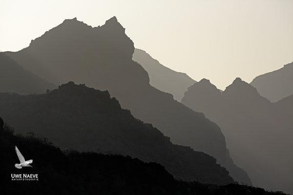 Gebirge auf Gran Canaria 9549