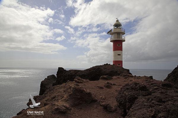 Leuchtturm Faro de Teno 6813