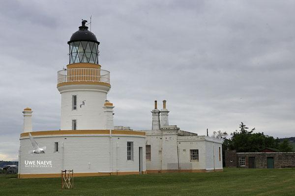 Leuchtturm Chanonry Point im Moray Firth bei Invernes Lighthouse Chanonry Point im Moray Firth Invernes 5354