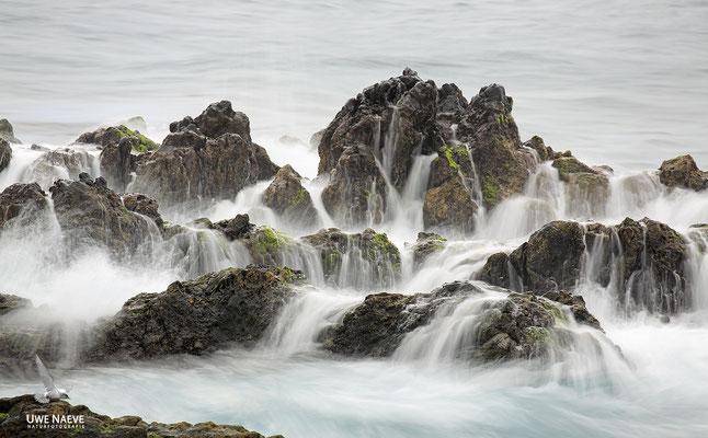 Felsenkueste auf Teneriffa 7851