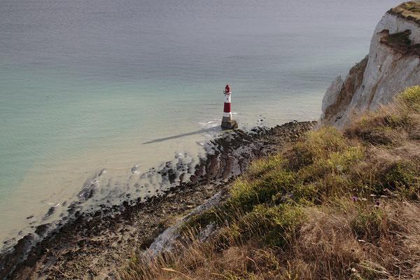 Leuchtturm Beachy Head Eastbourne Kent England 01555