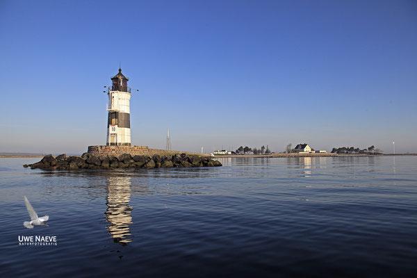 Leuchtturm Schleimuende Ostsee Germany 4101