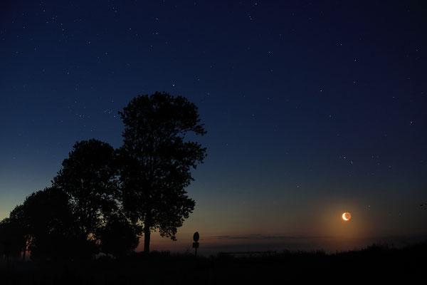 Sternenhimmel über Stapelholm 4813