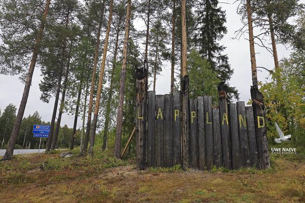 Schwedisch Lappland 6323