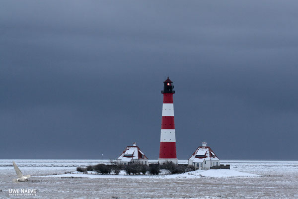 Leuchturm Westerhever Deutschland,Lighthouse Westerhever Germany 0010