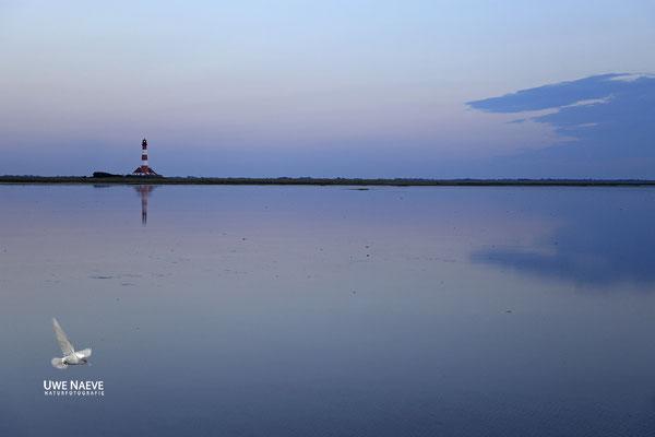 Leuchturm Westerhever Deutschland,Lighthouse Westerhever Germany 0062