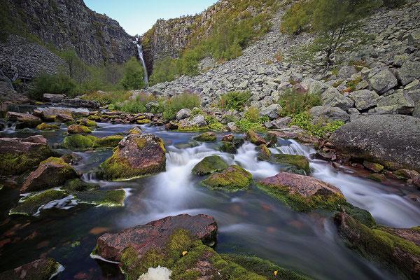 Njupeskär Wasserfall 5084