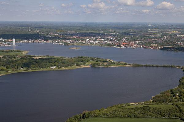Haddebyer Noor,Schlei,Schleswig,Dom 0035