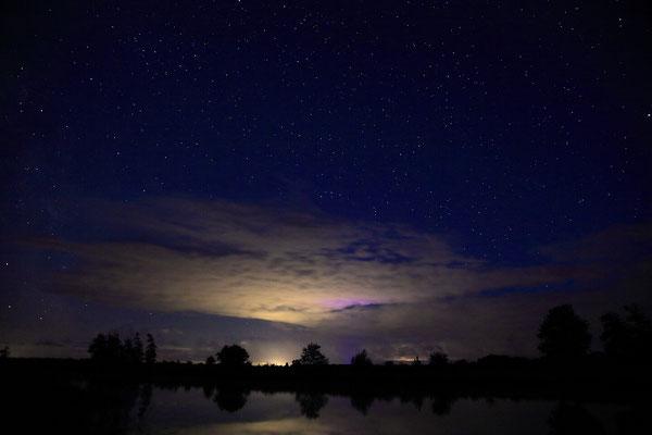 Sternenhimmel über Stapelholm 4828