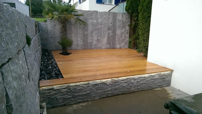 Terrassen, Geländer - Schreinerei Auenstein Terrassen Gelander Design