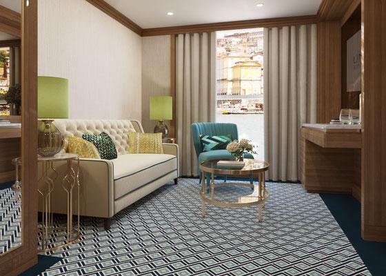 Grand Suite auf der São Gabriel