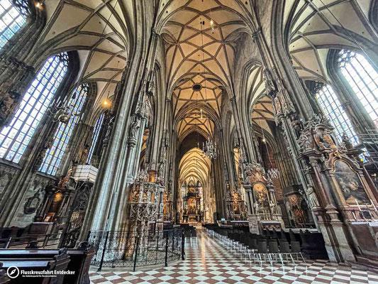 Stephansdom in Wien