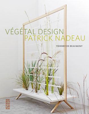 Patrick Nadeau livre design végétal