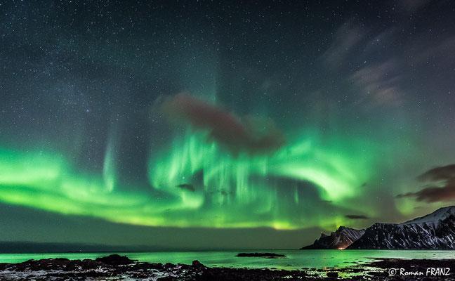 Nordlichter, Lofoten