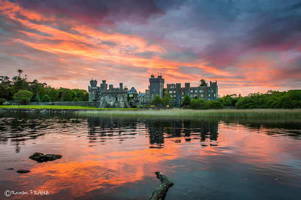 Ashford Castle, Lough Corrib Ireland