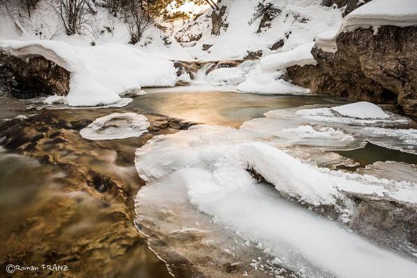 Winter in den Ötschergräben