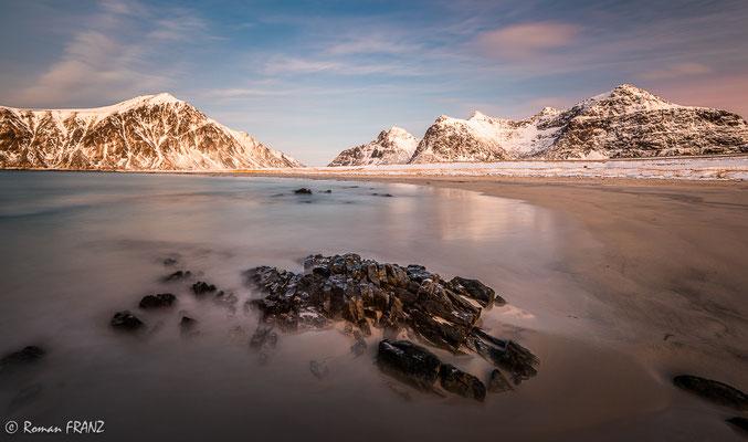 Am Strand, Lofoten