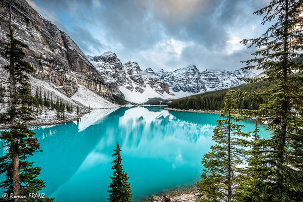 Moraine Lake, Kanada