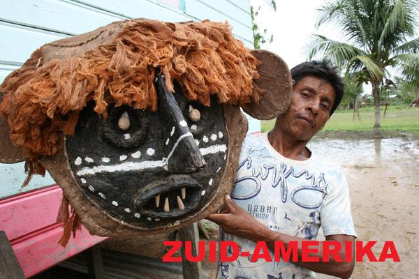 collectie Zuid Amerika