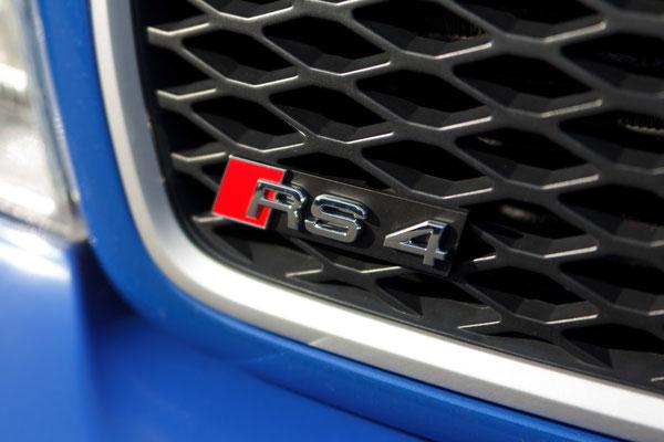 Damm-Fahrzeugtechnik / Audi RS4 / Tuning / Ausstellung