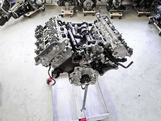 Damm-Fahrzeugtechnik / Audi RS4 / Tuning / Werkstatt