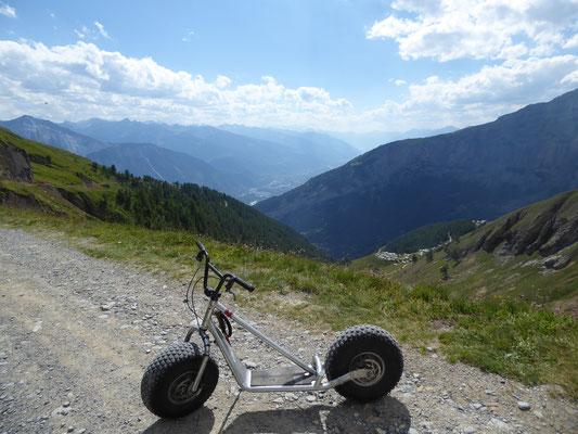 Monsterli und E-Bike Verleih