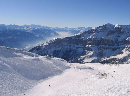 Skigebiet Torrent