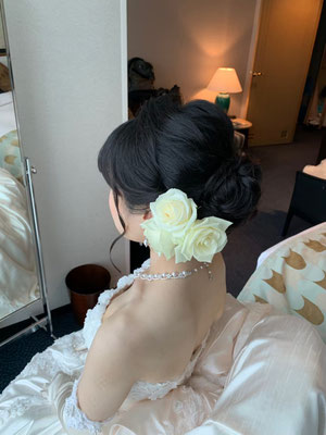ホテル挙式@ホテルニューオータニ
