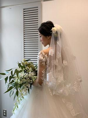 教会挙式@東京ユニオンチャーチ