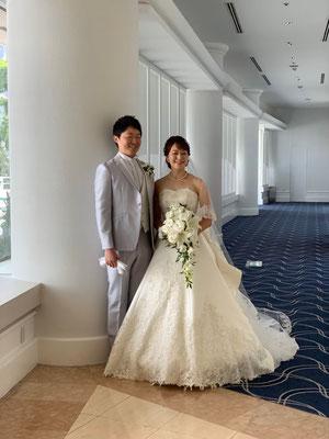 ホテル挙式@ヨコハマグランドインターコンチネンタルホテル