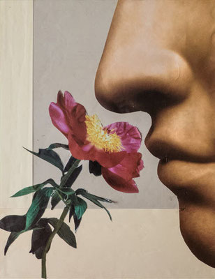 2015  Wilde Rose 24x31
