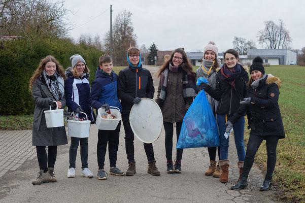 """Workshop """"Aktive Nachhaltigkeit"""" - Müllsammeln"""