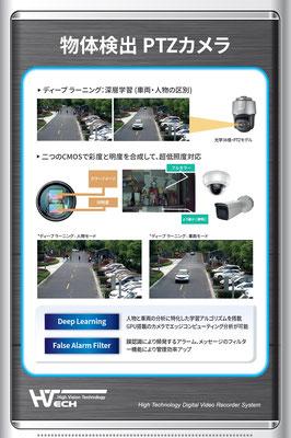 オブジェクト検出・追尾カメラ
